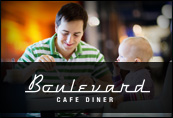Boulevard cafe Diner