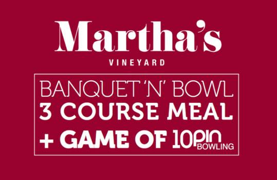 banquet n bowl