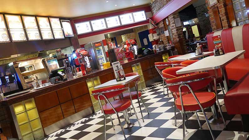 Boulevard Cafe Diner