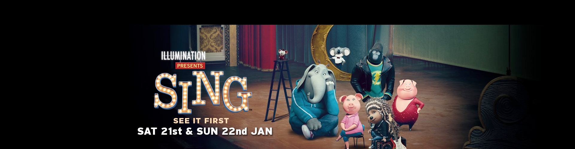 Sing – Previews