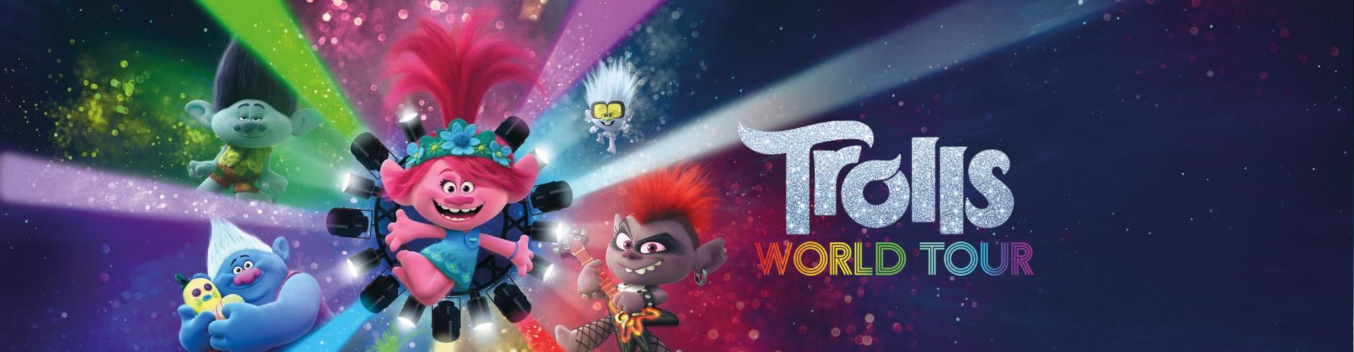 TROLLS WORLD