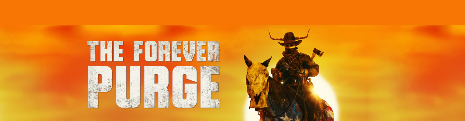 FORVER PURGE