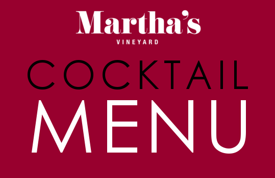 Marthas cocktails